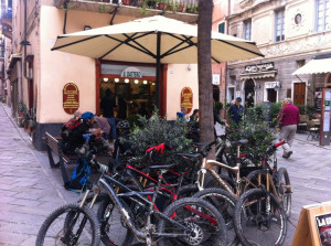 Trainingslager Finale Ligure